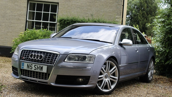 2006 Audi S8 For Sale (picture 39 of 224)