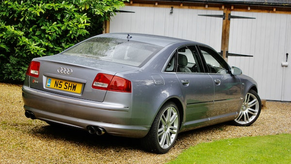 2006 Audi S8 For Sale (picture 44 of 224)