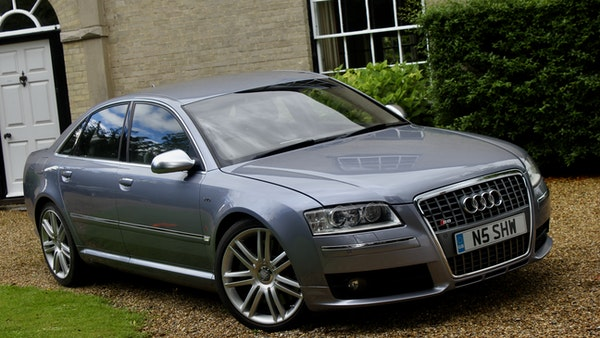 2006 Audi S8 For Sale (picture 27 of 224)