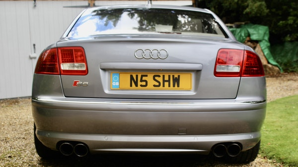 2006 Audi S8 For Sale (picture 113 of 224)