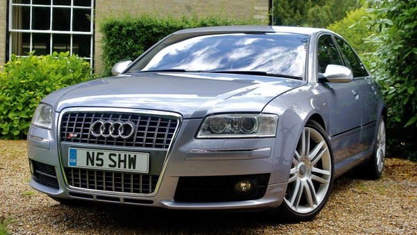 2006 Audi S8 For Sale (picture 26 of 224)