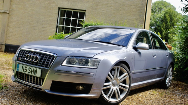 2006 Audi S8 For Sale (picture 25 of 224)