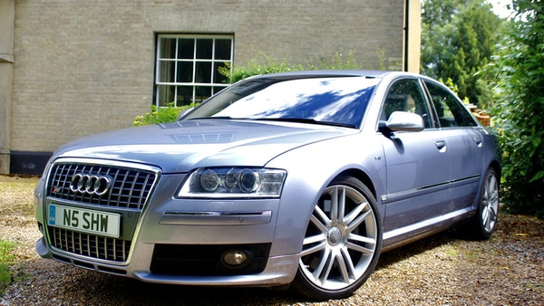 2006 Audi S8 For Sale (picture 23 of 224)