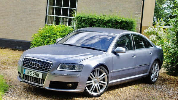 2006 Audi S8 For Sale (picture 21 of 224)