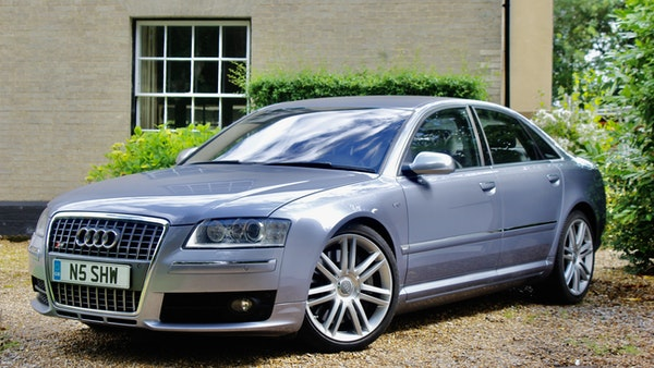 2006 Audi S8 For Sale (picture 22 of 224)