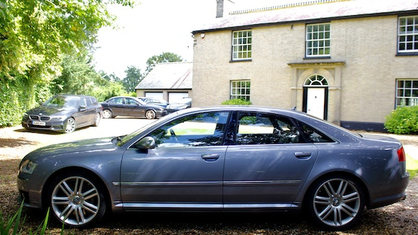 2006 Audi S8 For Sale (picture 14 of 224)