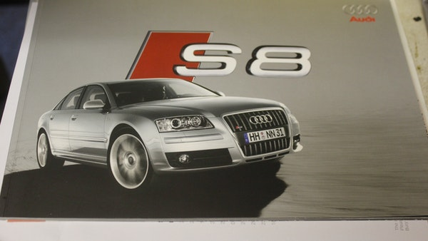 2006 Audi S8 For Sale (picture 183 of 224)