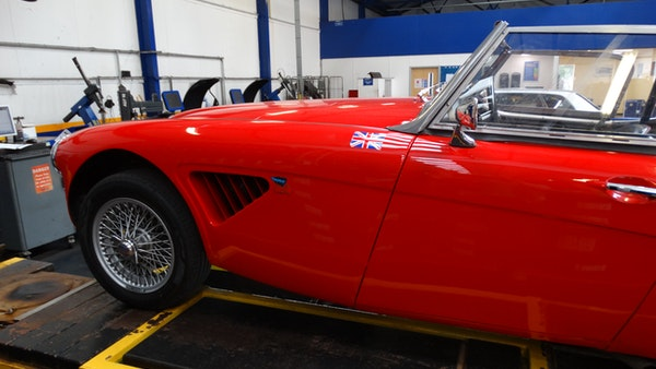 1959 Austin Healey 100/6 BN6 For Sale (picture 156 of 202)