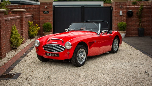 1959 Austin Healey 100/6 BN6 For Sale (picture 1 of 202)