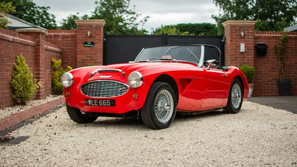 1959 Austin Healey 100/6 BN6 For Sale (picture 4 of 202)