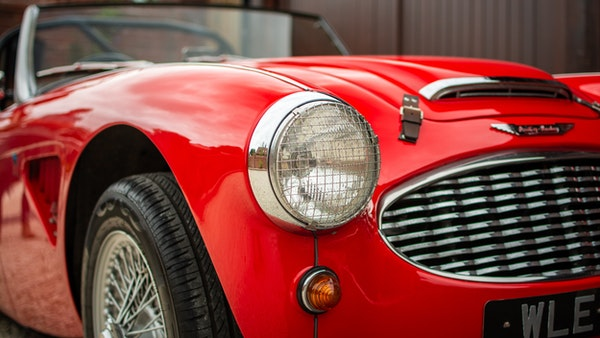 1959 Austin Healey 100/6 BN6 For Sale (picture 98 of 202)