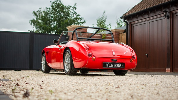 1959 Austin Healey 100/6 BN6 For Sale (picture 18 of 202)