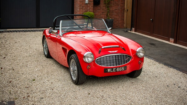 1959 Austin Healey 100/6 BN6 For Sale (picture 12 of 202)