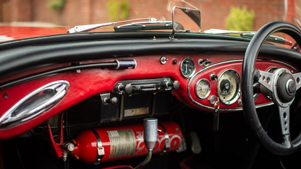 1959 Austin Healey 100/6 BN6 For Sale (picture 33 of 202)