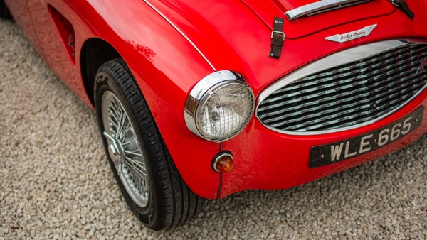 1959 Austin Healey 100/6 BN6 For Sale (picture 112 of 202)