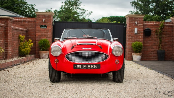 1959 Austin Healey 100/6 BN6 For Sale (picture 10 of 202)