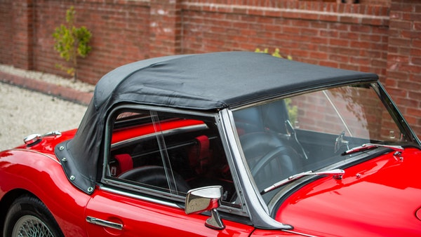 1959 Austin Healey 100/6 BN6 For Sale (picture 83 of 202)