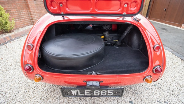 1959 Austin Healey 100/6 BN6 For Sale (picture 47 of 202)
