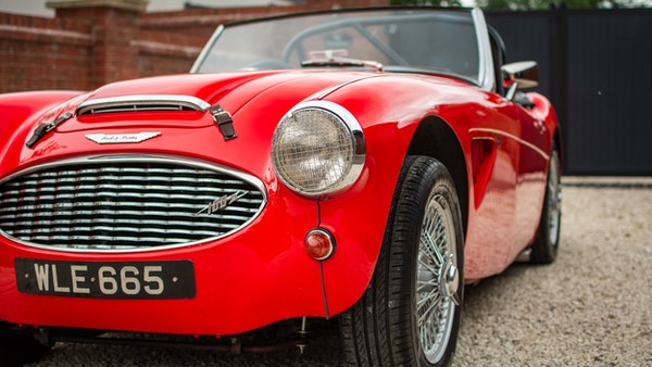1959 Austin Healey 100/6 BN6 For Sale (picture 114 of 202)