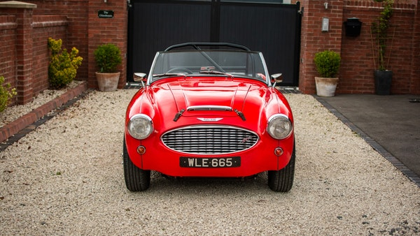 1959 Austin Healey 100/6 BN6 For Sale (picture 8 of 202)