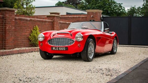 1959 Austin Healey 100/6 BN6 For Sale (picture 3 of 202)