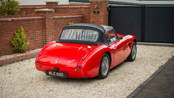 1959 Austin Healey 100/6 BN6 For Sale (picture 20 of 202)