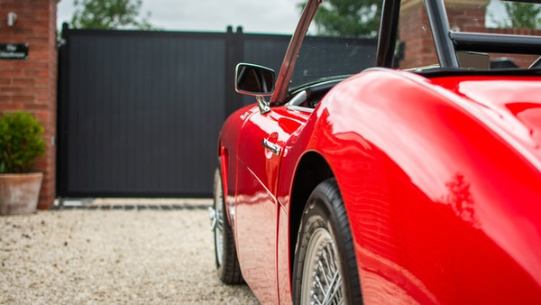 1959 Austin Healey 100/6 BN6 For Sale (picture 65 of 202)