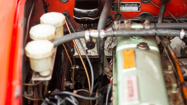 1959 Austin Healey 100/6 BN6 For Sale (picture 136 of 202)