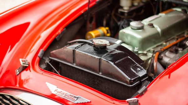 1959 Austin Healey 100/6 BN6 For Sale (picture 120 of 202)