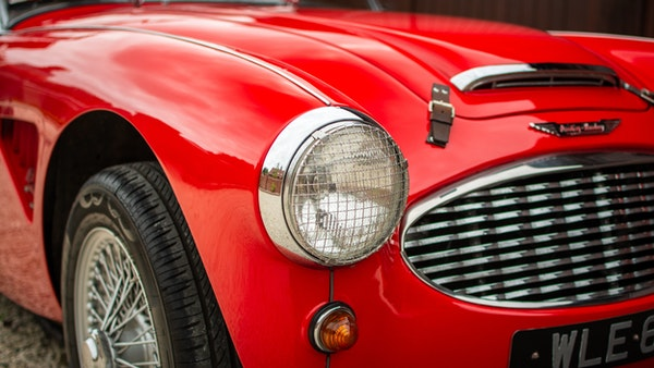 1959 Austin Healey 100/6 BN6 For Sale (picture 82 of 202)