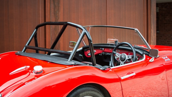 1959 Austin Healey 100/6 BN6 For Sale (picture 51 of 202)