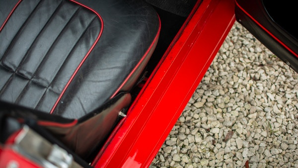1959 Austin Healey 100/6 BN6 For Sale (picture 39 of 202)