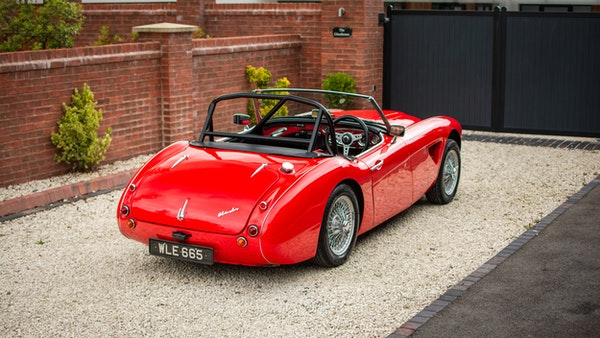 1959 Austin Healey 100/6 BN6 For Sale (picture 14 of 202)