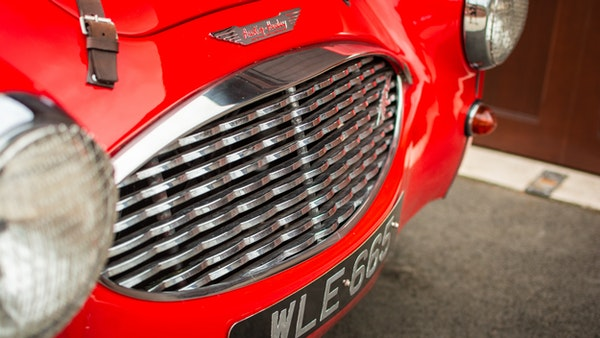 1959 Austin Healey 100/6 BN6 For Sale (picture 81 of 202)