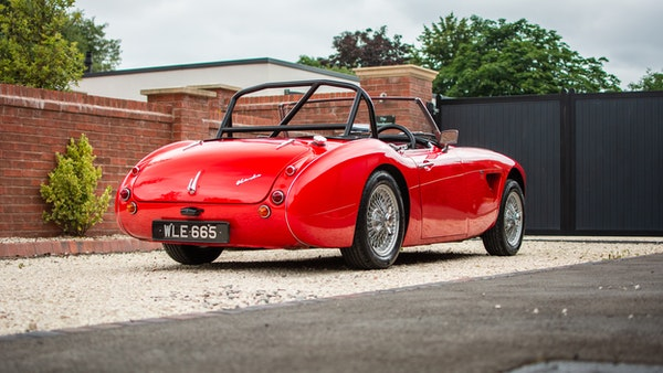 1959 Austin Healey 100/6 BN6 For Sale (picture 13 of 202)