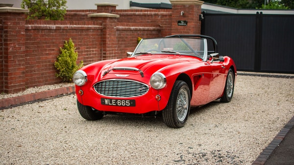 1959 Austin Healey 100/6 BN6 For Sale (picture 6 of 202)