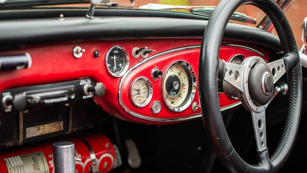 1959 Austin Healey 100/6 BN6 For Sale (picture 21 of 202)