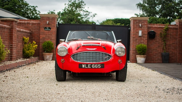 1959 Austin Healey 100/6 BN6 For Sale (picture 9 of 202)