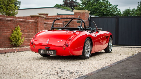 1959 Austin Healey 100/6 BN6 For Sale (picture 15 of 202)