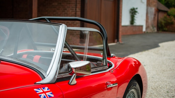 1959 Austin Healey 100/6 BN6 For Sale (picture 97 of 202)