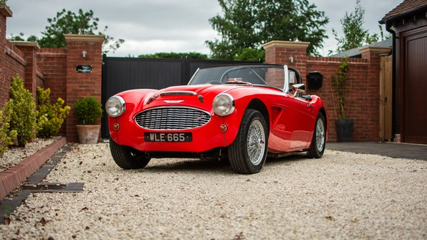 1959 Austin Healey 100/6 BN6 For Sale (picture 5 of 202)