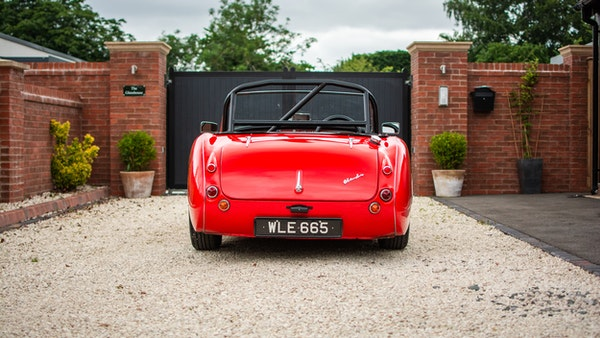 1959 Austin Healey 100/6 BN6 For Sale (picture 16 of 202)
