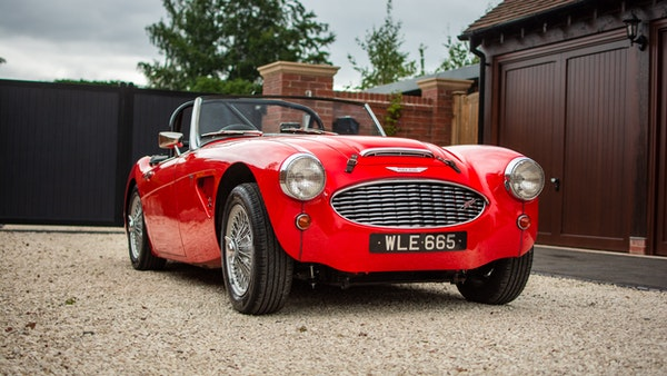 1959 Austin Healey 100/6 BN6 For Sale (picture 11 of 202)