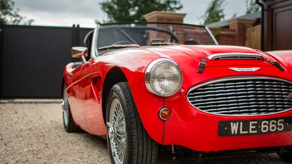 1959 Austin Healey 100/6 BN6 For Sale (picture 111 of 202)