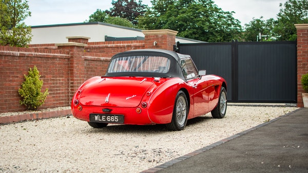 1959 Austin Healey 100/6 BN6 For Sale (picture 19 of 202)