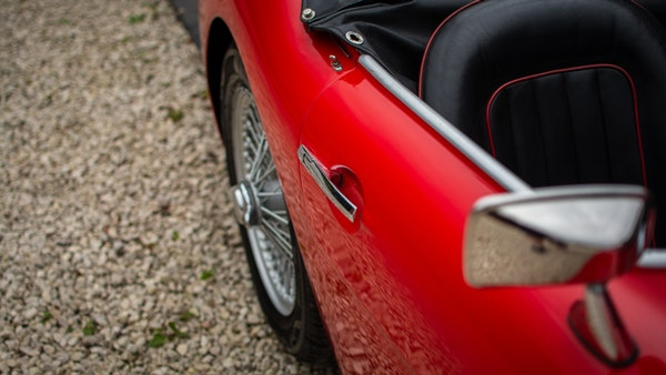 1959 Austin Healey 100/6 BN6 For Sale (picture 59 of 202)