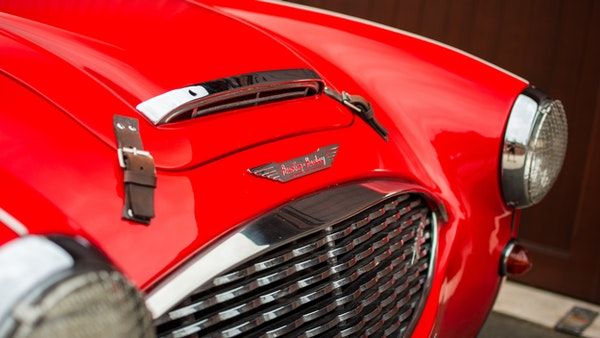 1959 Austin Healey 100/6 BN6 For Sale (picture 79 of 202)