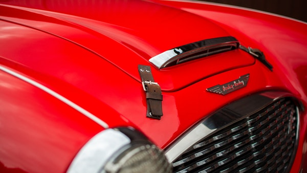 1959 Austin Healey 100/6 BN6 For Sale (picture 80 of 202)