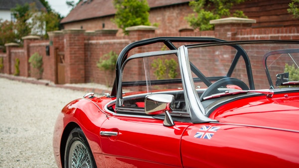 1959 Austin Healey 100/6 BN6 For Sale (picture 61 of 202)