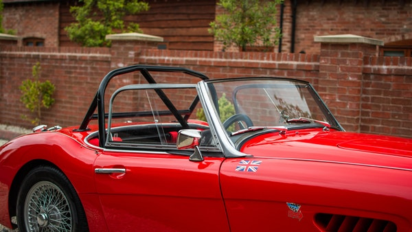1959 Austin Healey 100/6 BN6 For Sale (picture 75 of 202)